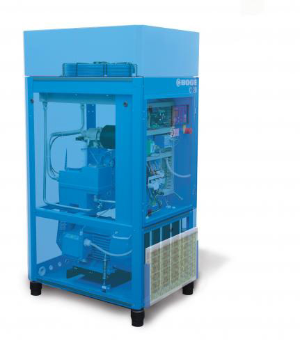 Boge C Series Rotary Screw Compressors -  Efficient, reliable 15-30 hp compressors.