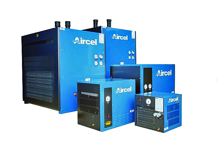 Aircel Dryers - Engineering for your toughest applications.