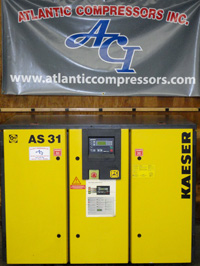 Used Kaeser AS31 Compressor for Sale