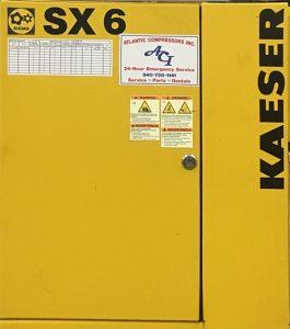 Used Kaiser SX 6