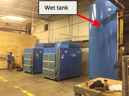 Wet Tank