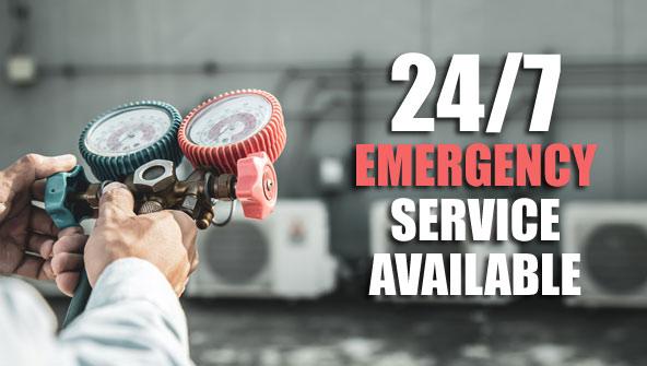 27/7 Emergency Service