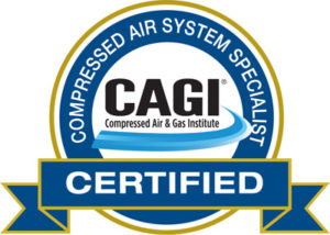 Is your air compressor salesperson certified?