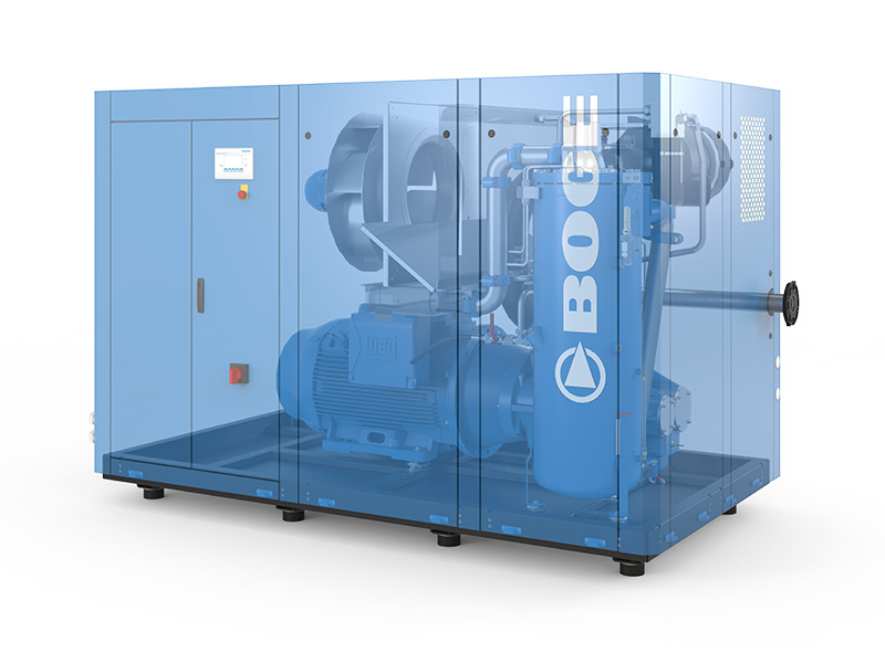 Boge S-4 Series Air Compressor