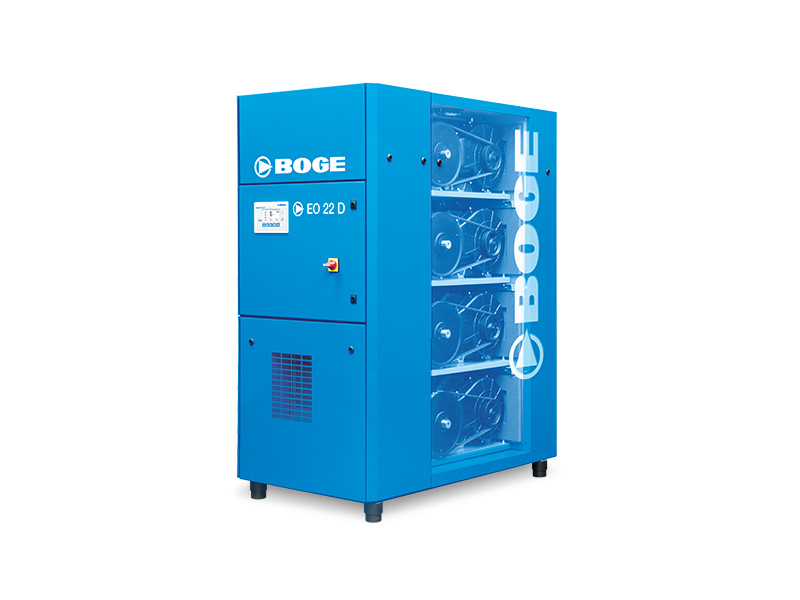 Boge Scroll Air Compressors